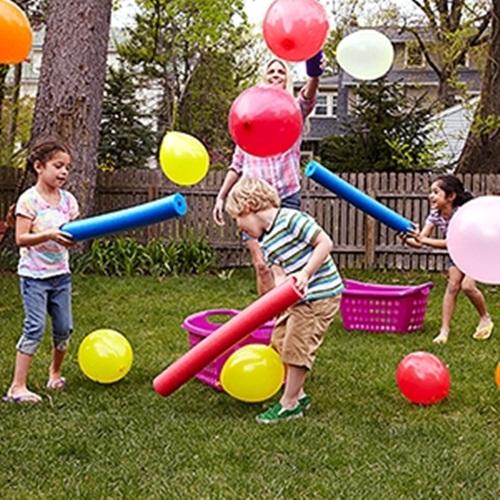 Juegos en cumpleaños infantiles