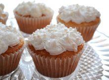 Cupcakes en cumpleaños infantiles