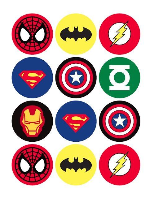 Cumpleaños infantiles de Superhéroes