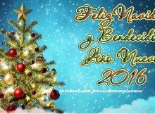 Tarjetas de felicitación para el Año Nuevo 2016 en cumpleaños infantiles